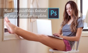 Snel aan de slag met onze Photoshop templates