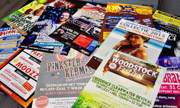 Posters in combinatie bestellen
