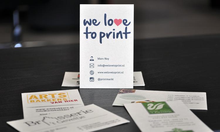 Visitekaartjes op Gmund Heidi Soft Kraft [binnenkort verkrijgbaar!]